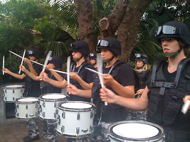 Drum Police